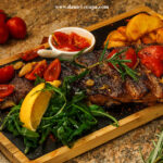fotograf daniel ceapa brasov fotografie culinara mancare restaurant baroc codlea romania coaste gratar cartofi prajiti