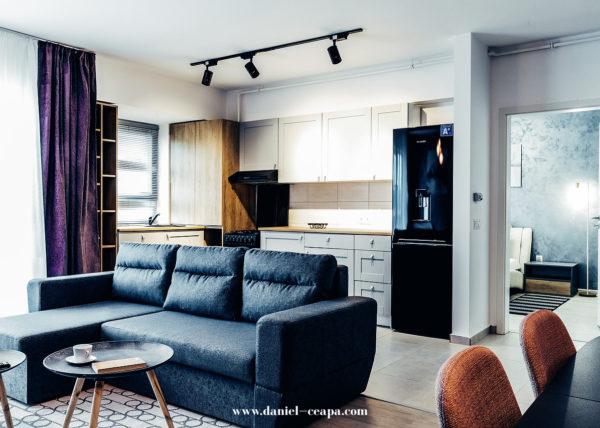 apartament regim hotelier brasov tractoru fotograf daniel ceapa fotografie imobiliara design interior